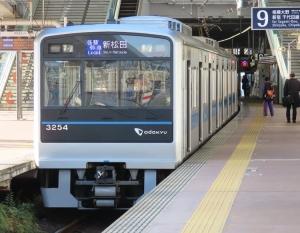 201204odakyu_3000kei